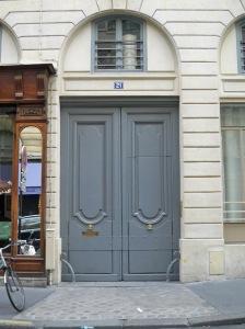 Rue-Odéon 21 Paris